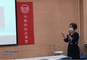 20211002_健素糖演講_01秀玉老師演講風采